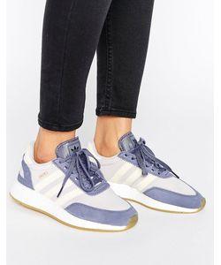 Adidas | Кроссовки С Лиловой Отделкой Originals Iniki