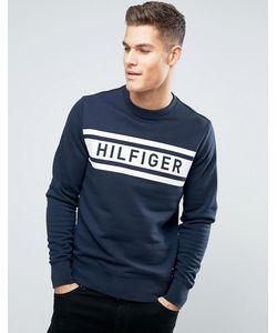 Tommy Hilfiger | Свитшот С Круглым Вырезом И Логотипом Denton