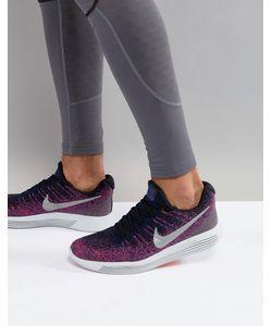 Nike Running | Черные Кроссовки Lunarepic Low Flyknit 2 863779-015