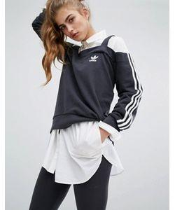 Adidas | Топ С Открытыми Плечами