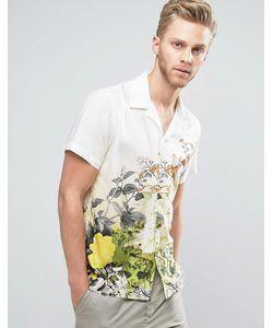 Selected Homme | Рубашка С Короткими Рукавами И Принтом