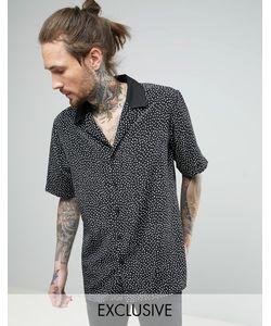 Reclaimed Vintage | Рубашка Классического Кроя С Отложным Воротником Inspi