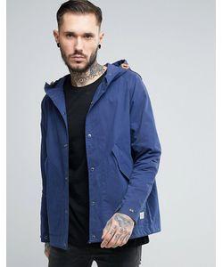 Penfield   Темно-Синяя Куртка С Капюшоном Davenport