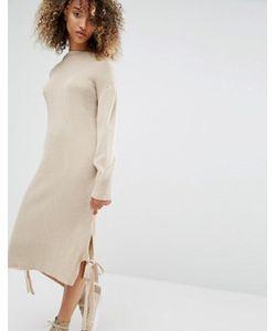 Daisy Street   Платье-Джемпер С Завязкой На Юбке