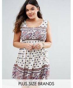 Diya | Платье С Принтом Plus