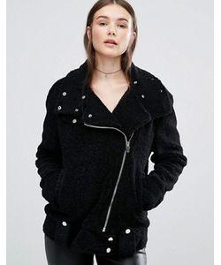 BLANKNYC | Куртка Из Искусственной Овечьей Шерсти Blank Nyc