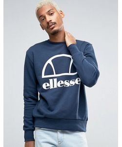 Ellesse | Свитшот С Крупным Логотипом