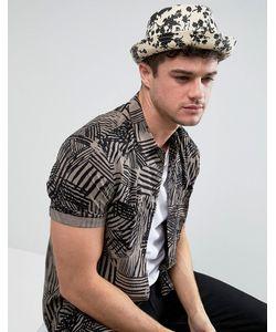 Asos | Шляпа С Широкими Полями И Цветочным Принтом