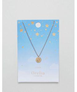 Orelia | Ожерелье С Подвеской-Диском Весы