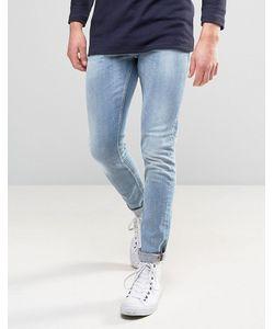 Nudie Jeans Co | Джинсы Скинни Lin