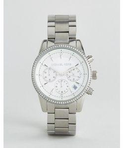 Michael Kors | Серебристые Металлические Часы
