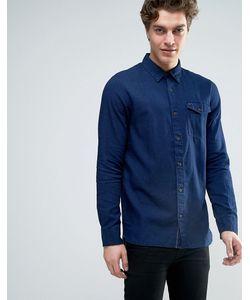 Tommy Hilfiger | Джинсовая Фактурная Рубашка