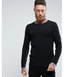 Nudie Jeans Co | Oskar Mixed Ribbed Jumper