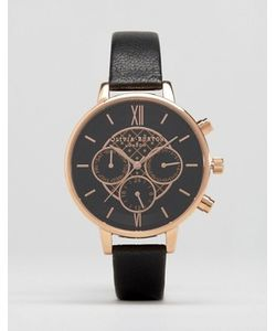 Olivia Burton | Большие Часыхронограф