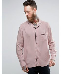 Brooklyn Supply Co. | Рубашка С Отложным Воротником И Окантовкой Brooklyn Supply Co