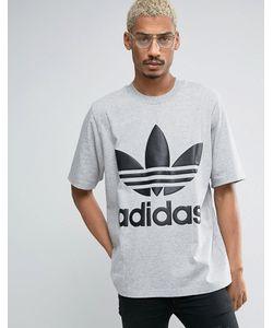 adidas Originals | Свободная Футболка Ac Bk7176