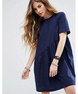 Noisy May | Свободное Асимметричное Платье