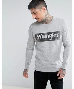 Wrangler | Свитшот С Логотипом