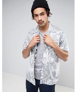 Levis Line 8 | Рубашка Свободного Кроя С Принтом Levis Line 8 Wilderness