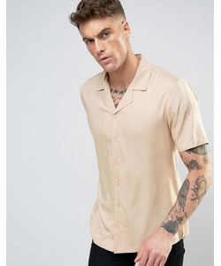 Another Influence | Рубашка С Отложным Воротником