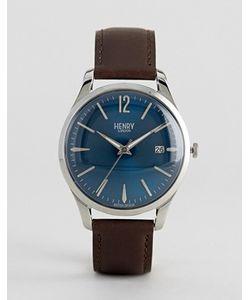 Henry London | Часы С Коричневым Кожаным Ремешком Knightsbridge