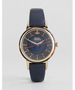 Vivienne Westwood   Часы С Кожаным Ремешком Portobello Vv158blbl