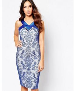 Hybrid | Платье С Отделкой У Горловины Tally