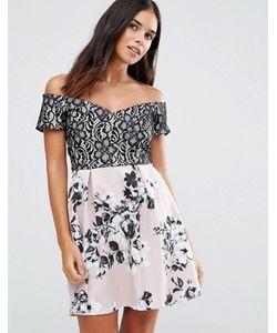 Wal G | Платье С Принтом
