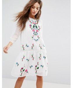 Y.A.S. | Летнее Платье С Вышивкой Y.A.S