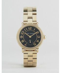 Marc Jacobs | Золотистые Металлические Часы Riley