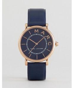 Marc Jacobs | Часы С Темно-Синим Ремешком Roxy