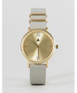 Asos | Часы С Кожаным Ремешком Premium