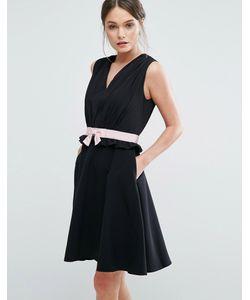 Ted Baker | Короткое Приталенное Платье Vexi