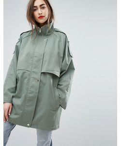 Moss Copenhagen   Пальто На Каждый День