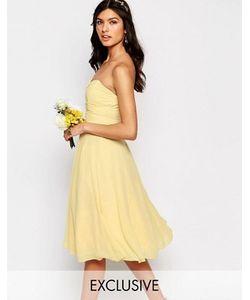 TFNC | Платье Миди Для Выпускного Wedding