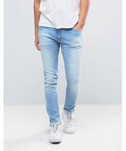 Nudie Jeans Co | Джинсы Скинни Lin Fresh Breeze