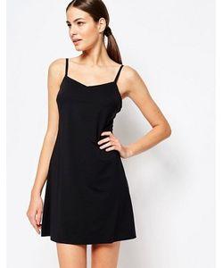 Spanx | Платье-Комбинация С Глубоким Вырезом Сзади