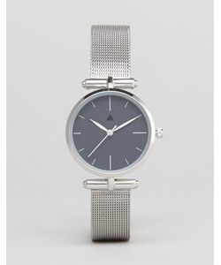 ASOS CURVE | Темно-Серые Часы Premium