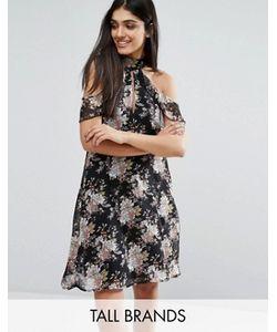 Influence Tall | Платье С Оборками