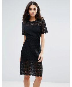 Liquorish | Платье С Цветочным Кружевом