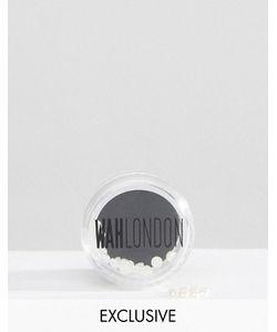 WAH | Горшочки Для Дизайна Ногтей London Искусственный Жемчуг