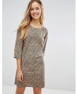 Vero Moda | Цельнокройное Платье С Леопардовым Принтом