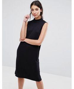 Selected   Платье С Высокой Горловиной Lisa