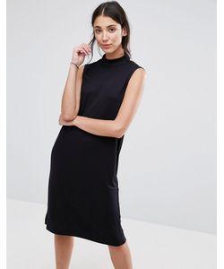 Selected | Платье С Высокой Горловиной Lisa