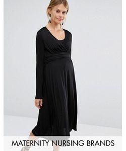 Mama Licious   Платье Для Кормящей Мамы Mamalicious