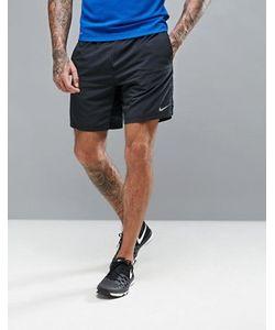 Nike Running | Черные Шорты 7 Distance 642807-010