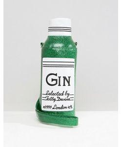 Tatty Devine | Бутылка Для Воды И Чехол С Надписью Gin