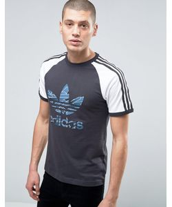 adidas Originals | Футболка С Логотипом Shatter