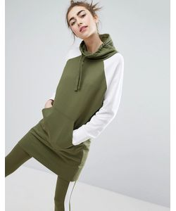 Monki | Colourblock Sweat Dress