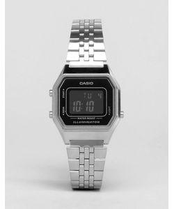 Casio | Небольшие Цифровые Часы С Черным Циферблатом La680wega